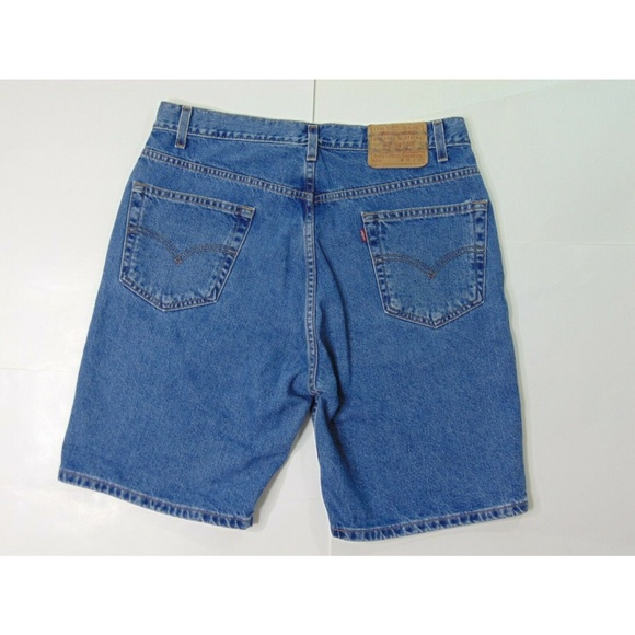 b2b6a9078f Levi's Shorts | Vintage Levis 505 34 Regular Jeans Denim | Poshmark